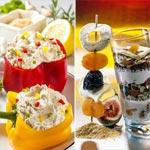 weiter zur - 1200 Kalorien Diät für Vegetarier