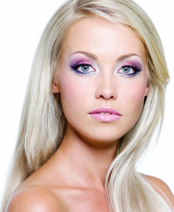 Blaue Augen Schminken 33 Make Up Ideen Und Schminkanleitungen