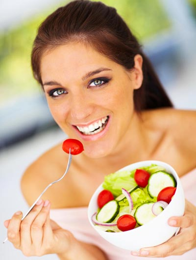 Ernährungstipps für schöne Haut