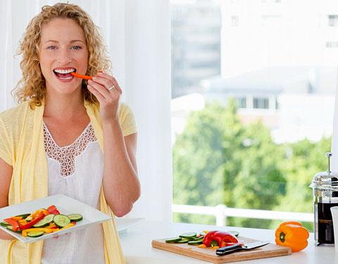 Ernährungstipps gegen Pickel und Akne