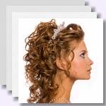 zur Bildergalerie - Haarschmuck für Braut und Hochzeit