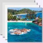 weiter zu - Die Seychellen-Insel Praslin – Bilder