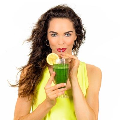 Grüne Smoothies – 30 Smoothie-Rezepte