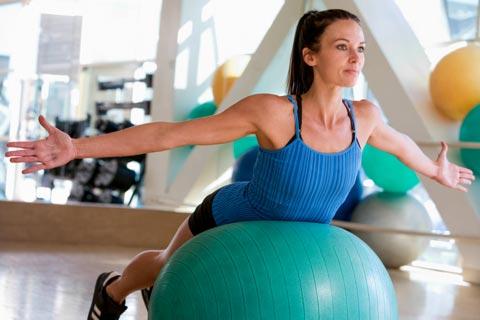 Gymnastikgeräte für Fitness und Beweglichkeit