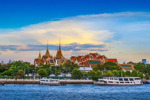 Reiseländer in Asien und Reiseziele in Asien