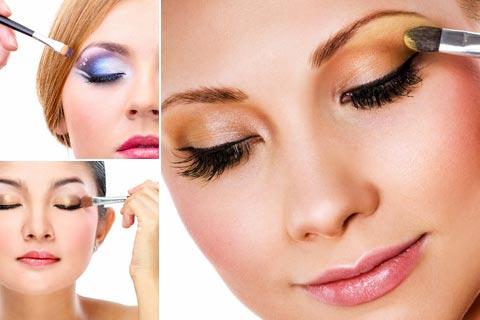 Ideen und Schminktipps zum Augenschminken