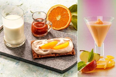 Buttermilch-Diät - Rezepte für 5 Tage