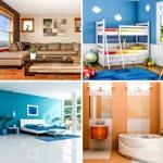 weiter zur Übersicht - Farbgestaltung in Räumen