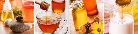 Honig Wirkung und Anwendung