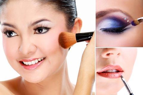Make-up Tipps, Anleitungen und Ideen