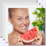 weiter zu - Melonen Rezepte zum Abnehmen