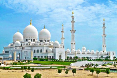 Reiseländer und Reiseziele im Nahen Osten