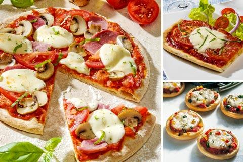 Pizza Rezepte - Pizza selber machen