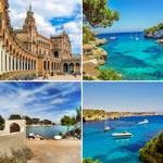 weiter zu - Reiseziele für Urlaub in Spanien