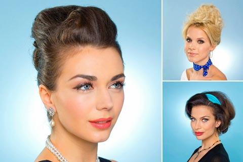 Star-Frisuren - Anleitungen zum selber machen