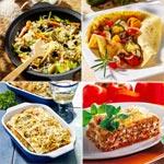 zur Übersicht - Vegetarische Hauptgerichte