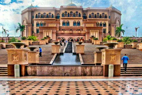 Reiseländer Vereinigte Arabische Emirate