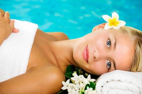 Wellness Anwendungen zur Entspannung
