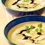 weiter zu - Kartoffel-Kürbis-Suppe