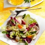 weiter zu - Bunter Vitaminsalat