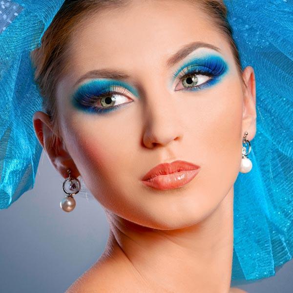 Schones Make Up Blaue Augen Hylen Maddawards Com