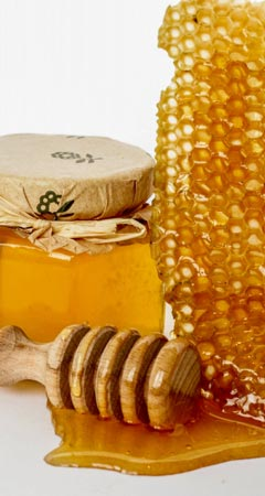 Honig Wirkung
