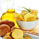weiter zu - Kartoffelchips selber machen
