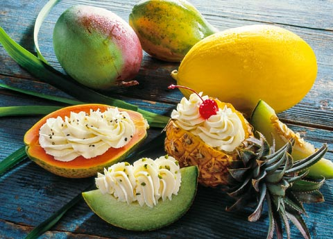 1200 Kalorien Diät für Vegetarier: Abendessen