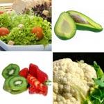 weiter zu - Nahrungsmittel mit Vitamin K