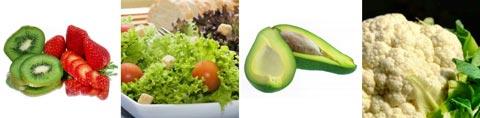 Nahrungsmittel mit Vitamin K