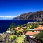 weiter zu - Urlaub in Los Gigantes auf Teneriffa