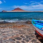 weiter zu - Urlaub in El Medano