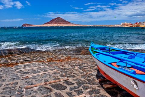 Teneriffa – Urlaub in El Medano auf Teneriffa