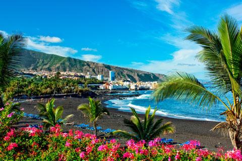 Teneriffa – Urlaub in Puerto de la Cruz auf Teneriffa