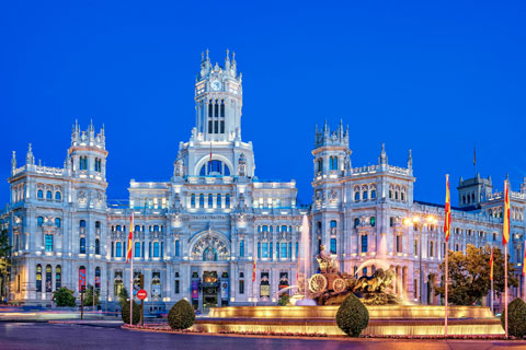 Madrid - Sehenswürdigkeiten in Madrid | Urlaub, Städtereisen