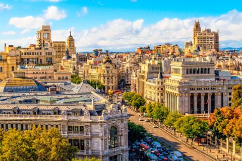 Spanien - Städte in Spanien