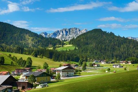 Reiseziele für Urlaub im Salzburger Land