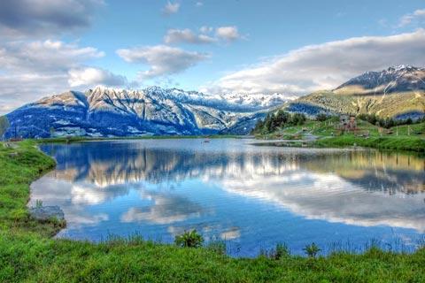 Reiseziele für Urlaub in Österreich