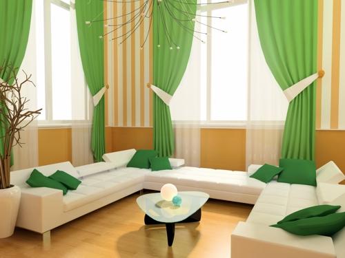 Wie wirken Farben im Wohnbereich?