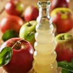 weiter zu - Apfelessig gegen Pickel und Akne