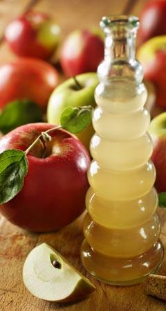 Apfelessig gegen Pickel, Akne, Mitesser und unreine Haut