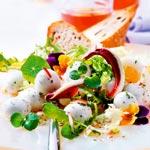 weiter zu - Frühlingssalat
