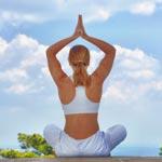 weiter zu - Gesund durch Meditation