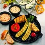weiter zu - Grillrezepte für Vegetarier