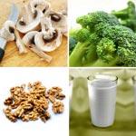 weiter zu - Vitamin B in Nahrungsmitteln