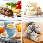 weiter zu - Nahrungsmittel mit Vitamin B12