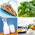 weiter zu - Vitamin B2 in Nahrungsmitteln