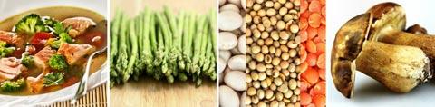 Vitamin B3 in Lebensmitteln