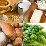weiter zu - Vitamin B5 in Lebensmitteln