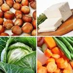 weiter zu - Nahrungsmittel mit Folsäure